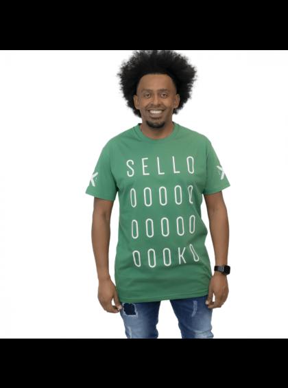 Camiseta Tradicional Selloooko Verde