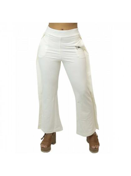 Calça Flow Pantalona Branca