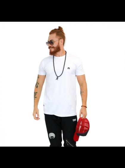 Camiseta Tradicional Básica Branca