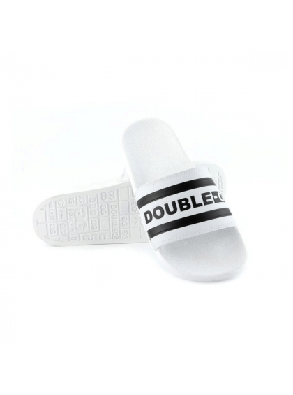 Chinelo Slide DBG Double-G