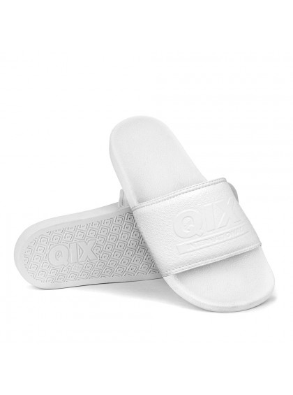 Chinelo Slide QIX Internacional Branco