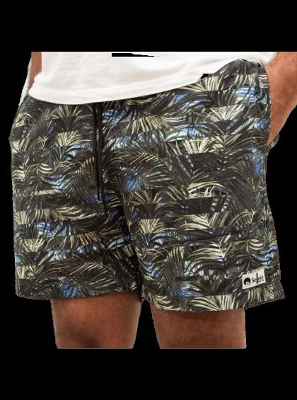 Shorts Havaiano Selloko Verde