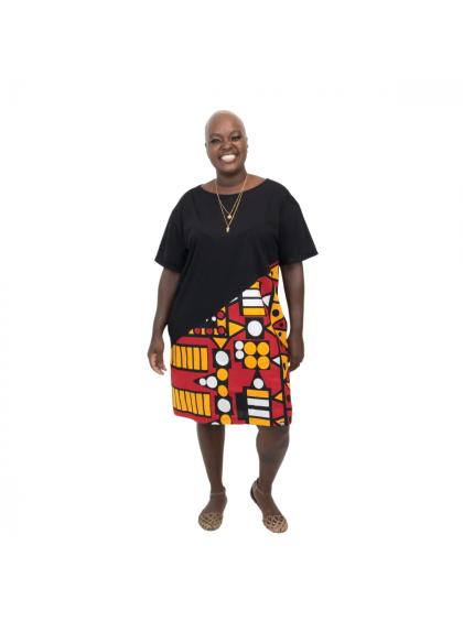 Vestido Africano Samacaca
